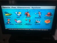 "Quick sell Panasonic Viera TX-37LZD80 37"" LCD TV And LEXIBOOK"