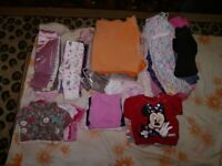 Huge job lot of baby girls clothes