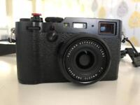 Fujifilm X100F with lots of extras
