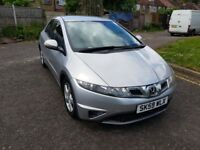 2010 Honda Civic 2.2 i-CTDi SE 5dr Manual @07445775115 1 Owner+History+HPI++++Warranty+Long+MOT