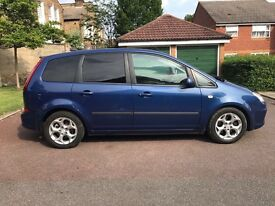 2008 Ford C-Max AUTO Full MOT, Fully Serviced