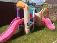 SOLD !!! Little tikes 8/1 playground
