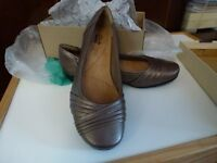 Clarks Albury Pixie Shoes BNIB