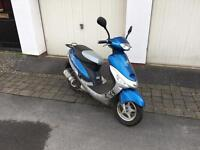 Pulse Scout 2014 Moped 49cc
