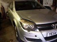 Vauxhall Astra 54 Reg Breaking all parts available