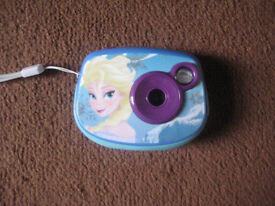 Disney Frozen Camera - 1.3MP