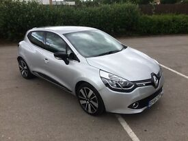 2016 65 RENAULT CLIO 1.5 Dci 90 Dynamique S MediaNav Energy full Renault service only 12000 miles.