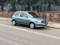 2001 Nissan Micra 1.0 Activ 3 Door Hatchback, One Lady Owner from New, Low Miles!