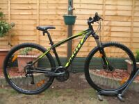 SCOTT Aspect 940 Mountain Bike. 29''wheels. Disc Brakes. 27speed. Medium frame. Very good condition