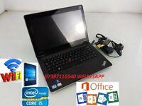Lenovo ThinkPad Edge E420S 14' Laptop i5-2430M 2.40 GHz 4GB 500 GB HD Win 10 Pro