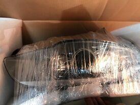 f11 f10 f18 bmw osf driver side headlight light lamp halogen 2010-2012 brand new halogen