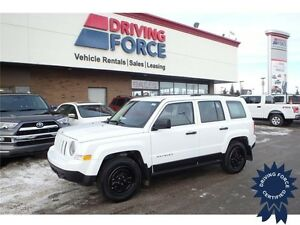 2016 Jeep Patriot Sport Front Wheel Drive - 4,557 KMs, 2.0L Gas