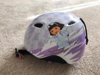 Ski or snowboard helmet Dora The explorer