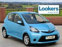 Toyota Aygo VVT-I MOVE (blue) 2014-06-26