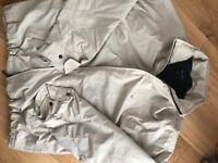 Gant New Haven Beige Jacket Medium Size