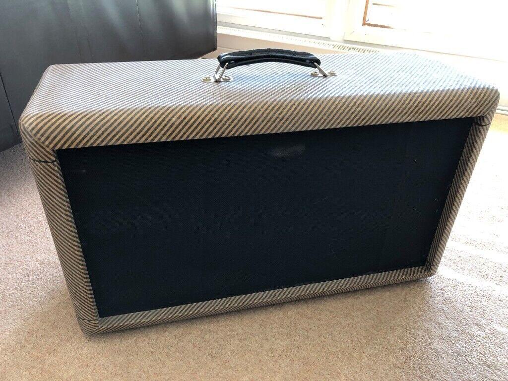 2x12 Celestion Vintage 30 Guitar Speaker Cabinet 120w