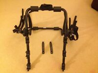 Hollywood Racks 3 Bike Cycle Carrier - Universal Mounting Bike Rack Excellent Condition