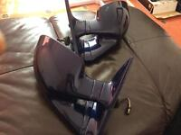 Bmw e36 m3 mirrors coupe convertible 328 325 323 320 31