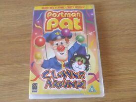 Postman Pat - Clowning Around DVD
