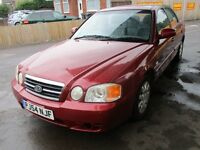 2005 54 KIA MEGENTIS 2.0 LE AUTO 4 DOOR SALOON CAMBELTED NEW TOW BAR LOW 70K MINT THROGHOUT PX SWAP