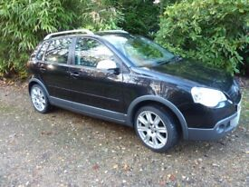 Volkswagen Polo Dune 1.4 Tdi - in immaculate condition 2006 /56