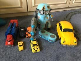 Transformers bundle