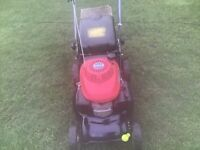 "Honda izy 16"" hand propelled petrol lawnmower"
