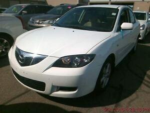2008 Mazda MAZDA3 AUTO!!! FULLY LOADED!!! ALLOYS!!!