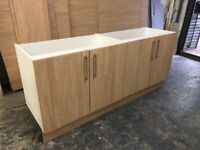 KITCHEN UNITS BASE UNITS AND WALL UNITS ALL SIZES, STARTING FROM £25