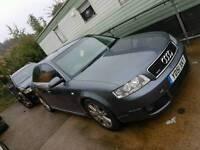 Audi A4 quattro 2.5 tdi
