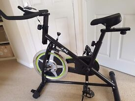 Immaculate condition spinning bike