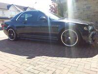 BMW M3 E46 CONVERTIBLE 2001
