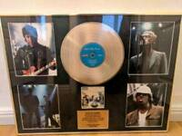 Definitely Maybe Gold Disc