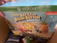Sponge Bob Squarepants Battle For Bikini Bottom Shiny Edition