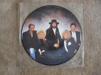 "Feetwood Mac Seven Wonders 12"" picture disc."