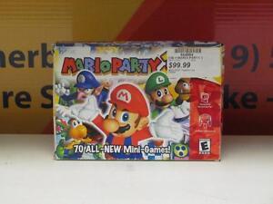 Mario party 3 complet dans sa boite