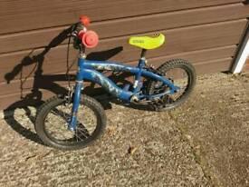 Children's bike 'Star wars' age 4-6