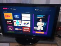 """LG 42"""" full HD FREE VIEW USB TV - Collection Derby"""