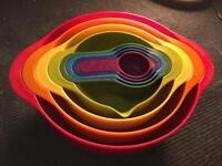 Joseph Joseph nested kitchenware