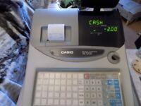 Casio Heavy Duty Programmable Cash Register EPOS