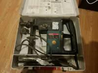 Bosch rotary hammer 240v