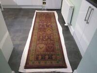 Large runner/ rug. (Gabbeh)