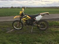 Gas gas 200cc 05 plate road legal