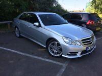 Mercedes-Benz E-class E250 CDI Blueefficiency AMG Sport 7G-Tronic 204 BHP