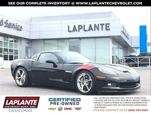 2010 Chevrolet Corvette Grand Sport + One Owner + Never Seen Sno