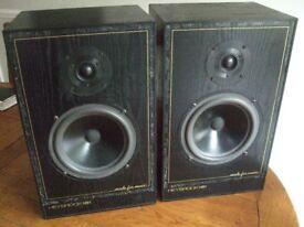 Heybrook HB 1 speakers