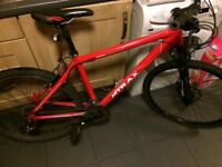 Mtrax caldera mountain bike