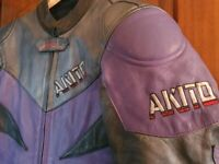 Motorcycle leathers - Akito All In One`s