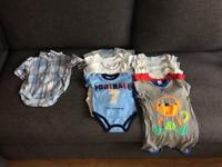 Boys clothes bundle 3-6months