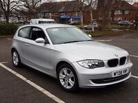 BMW 1 Series 1.6 116i SE 3dr - FSH, 1 Owner, 6 Speed Gearbox